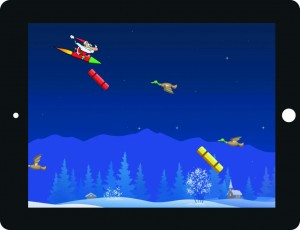 Play Santa's Christmas Cracker Chase